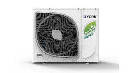 约克水生态中央空调安装